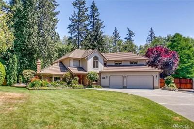 Everett Single Family Home For Sale: 13611 3rd Dr SE