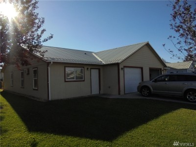 Ephrata Multi Family Home For Sale: 215 K St NE