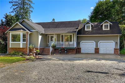 Stanwood Single Family Home For Sale: 1130 310th St NE