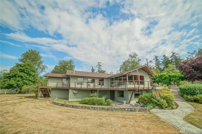 Anacortes, La Conner Single Family Home For Sale: 6295 S Shore Rd