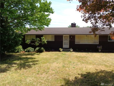 Montesano Single Family Home For Sale: 86 Camp Creek Rd