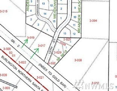 Gold Bar Residential Lots & Land For Sale: 1209 Croft Ave