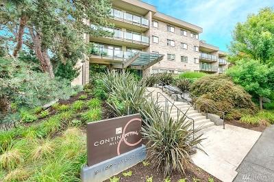 Bellevue Condo/Townhouse For Sale: 511 100th Ave NE #304