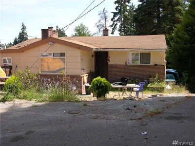 Shoreline Single Family Home For Sale