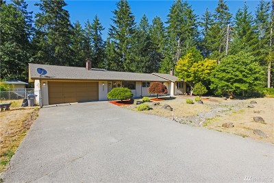 Port Orchard Single Family Home For Sale: 3179 SE Moon Beam Ct