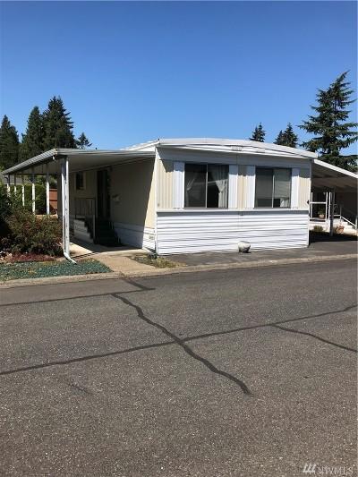 Auburn WA Mobile Home For Sale: $24,900