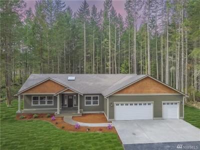 Hansville Single Family Home Pending Inspection: 38559 Benchmark Ave NE