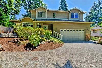 Shoreline Single Family Home For Sale: 20328 Wallingford Ave N