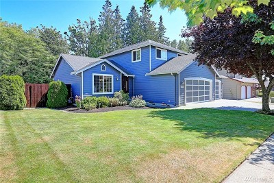 Stanwood Single Family Home For Sale: 26337 77th Ave NW