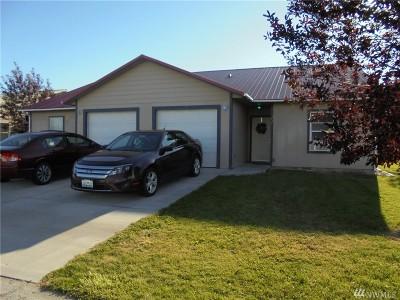 Ephrata Multi Family Home For Sale: 255 K St NE