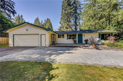 Bothell Single Family Home For Sale: 119 Winesap Rd