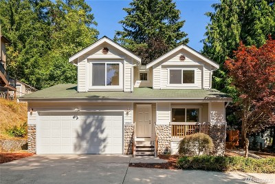 Sammamish Single Family Home For Sale: 20803 NE 15th Lane