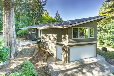 Chehalis Single Family Home For Sale: 152 Brockway Rd