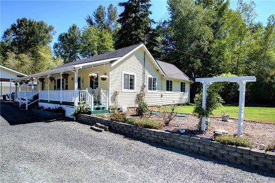 Sedro Woolley Single Family Home For Sale: 23425 Mosier Rd