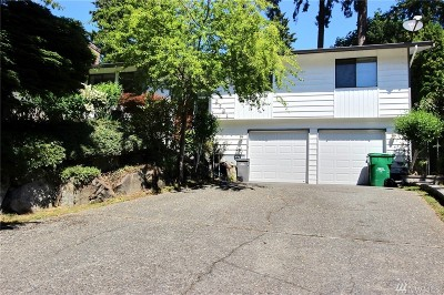Mountlake Terrace Single Family Home For Sale: 3701 225th Place