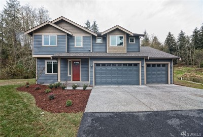 Snohomish Single Family Home For Sale: 17911 72nd St SE