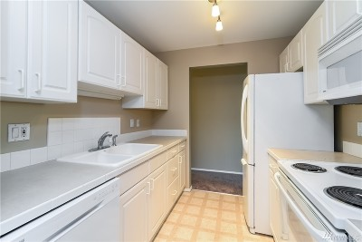 Seattle Condo/Townhouse For Sale: 1017 W Nickerson St #27