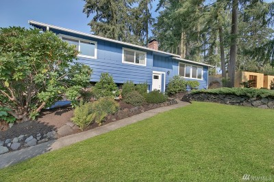 Fircrest Single Family Home For Sale: 1216 Eldorado Ave