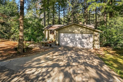 North Bend Single Family Home For Sale: 16838 430th Lane SE