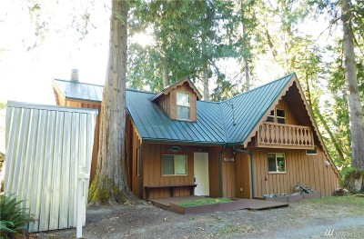 Baring Single Family Home For Sale: 18302 639th Ave SE