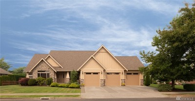 Lynden Single Family Home For Sale: 528 Wildrose Lane