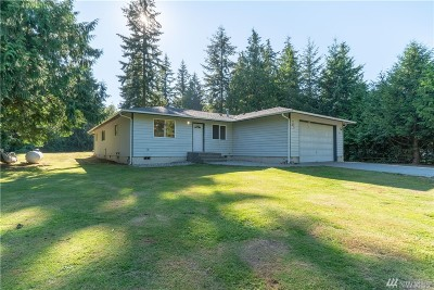 Stanwood Single Family Home For Sale: 4402 192nd St NW