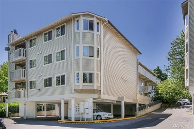 Kenmore Condo/Townhouse For Sale: 18150 73rd Ave NE #B303