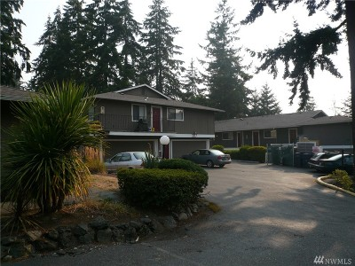 Federal Way Condo/Townhouse For Sale: 2117 SW 318th Pl #B
