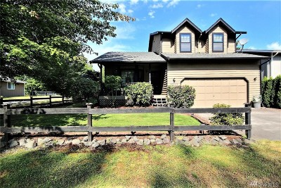 Maple Valley Single Family Home For Sale: 26923 218th Ave SE