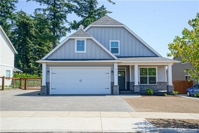 Lynden Single Family Home Contingent: 1412 Larkspur St