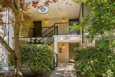 Kirkland Condo/Townhouse For Sale: 11311 NE 128th St #D201
