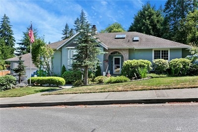 Edmonds Single Family Home For Sale: 7711 233rd Place SW