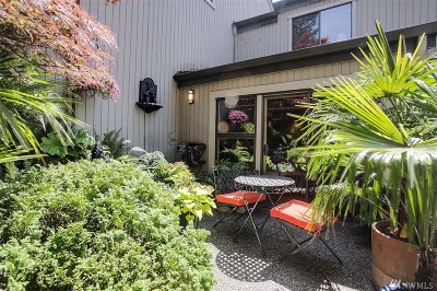 Kirkland Condo/Townhouse For Sale: 4419 102nd Lane NE