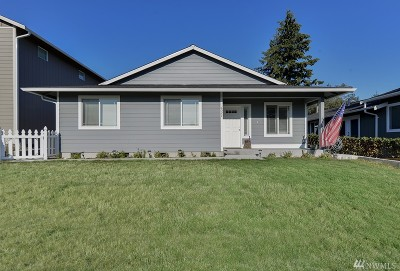 Single Family Home For Sale: 6027 S Verde St