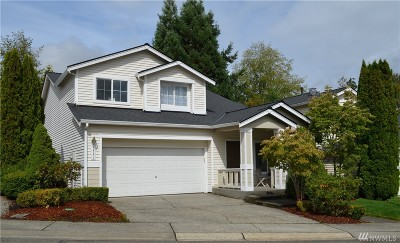 Snohomish Single Family Home For Sale: 6421 130th St SE