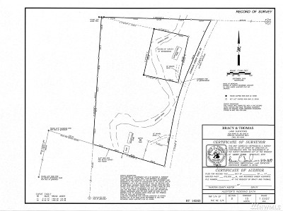 Residential Lots & Land For Sale: 18325 Johnson Creek Rd SE