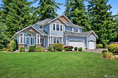 Olympia Single Family Home For Sale: 11641 Whitehall Lane SE