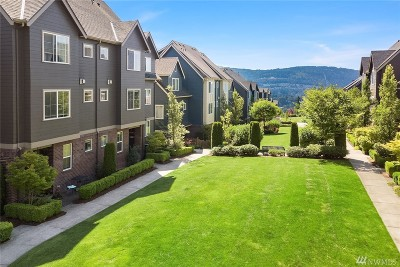 Issaquah Single Family Home For Sale: 859 4th Ave NE