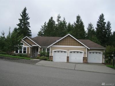 Single Family Home For Sale: 681 Soderberg Rd