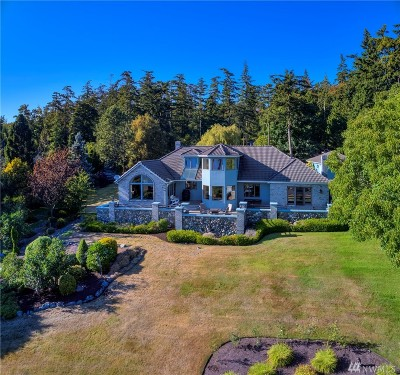 Bow Single Family Home For Sale: 9151 Samish Island Rd