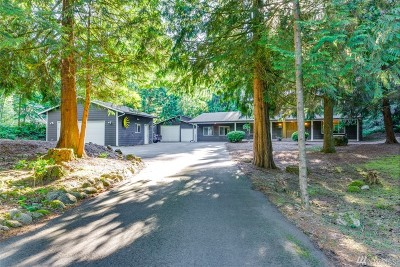 Issaquah Single Family Home For Sale: 15431 260th Ave SE