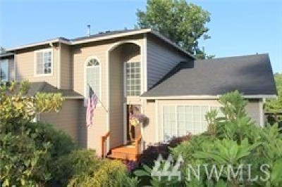 Marysville WA Single Family Home Sold: $399,000