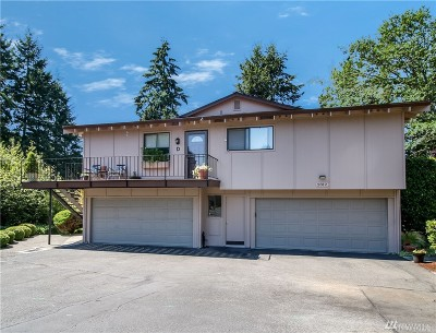 Steilacoom Condo/Townhouse For Sale: 2812 Garden Ct #C