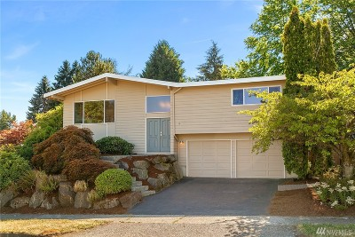 Redmond Single Family Home For Sale: 5409 157th Dr NE