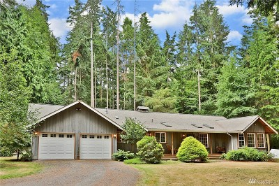 Langley Single Family Home Sold: 3627 Amble Rd