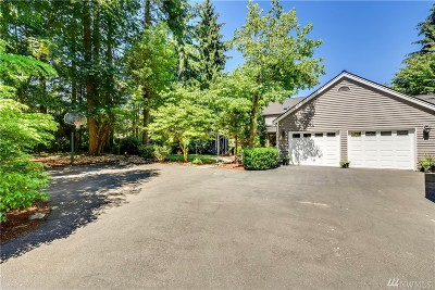 Woodinville Single Family Home For Sale: 18200 NE 143rd Place
