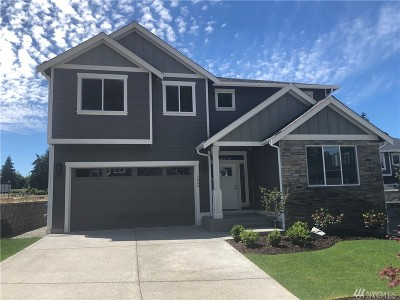 Puyallup Single Family Home Contingent: 12918 106th Av Ct E