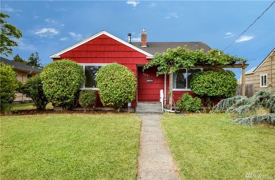 Single Family Home For Sale: 7218 A St