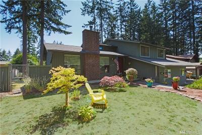 Port Orchard Single Family Home For Sale: 2620 SE Kerri Ct