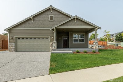Skagit County Single Family Home Contingent: 807 Alpine View Dr